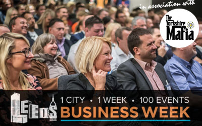 leeds business week