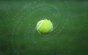 tennis spray